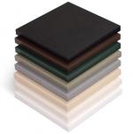 Листы ПНД 10х1500х3000 Цвет: черный